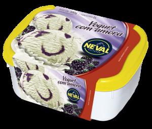 Yogurte com Amora